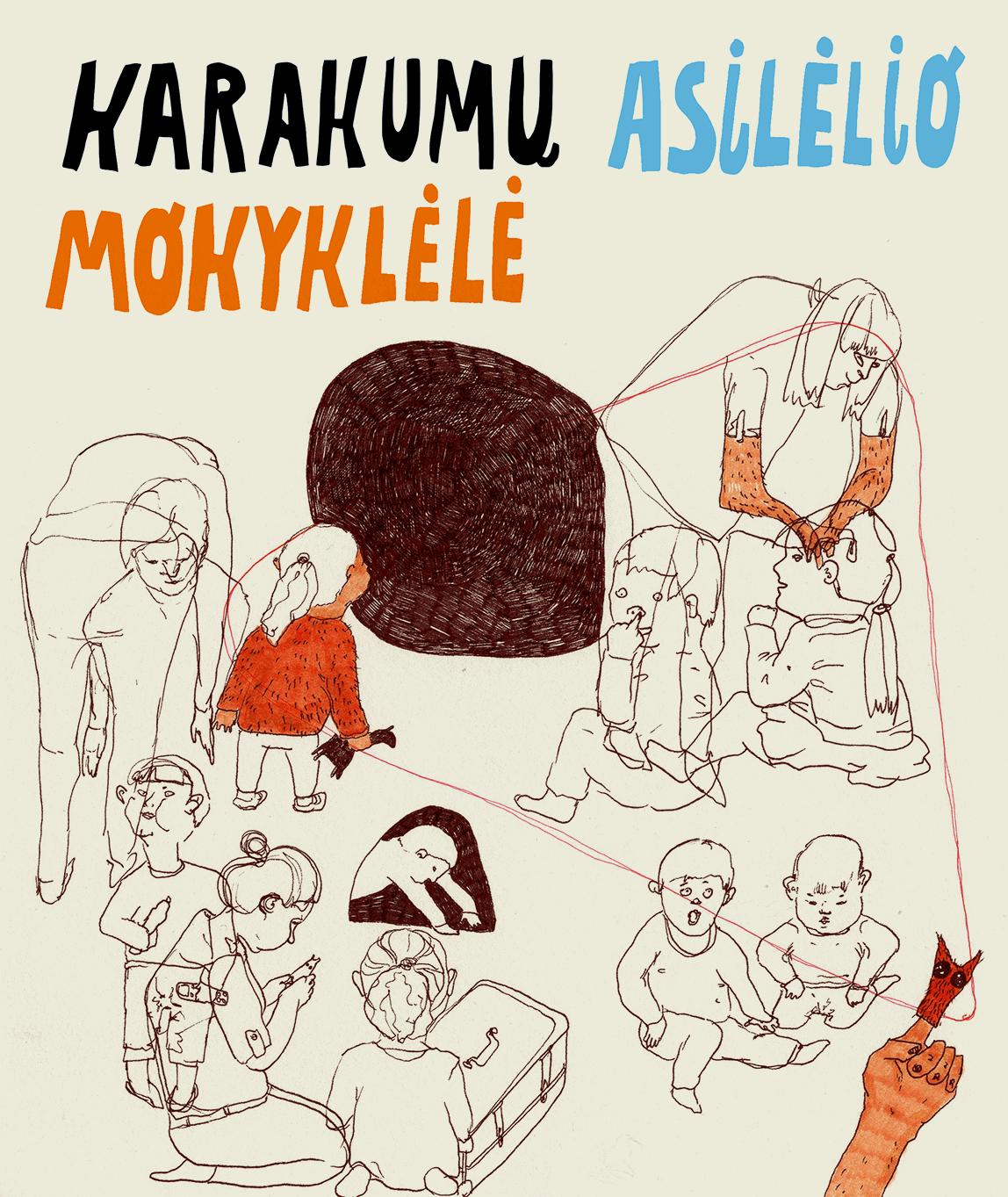 karakumu-asilelio-mokyklele