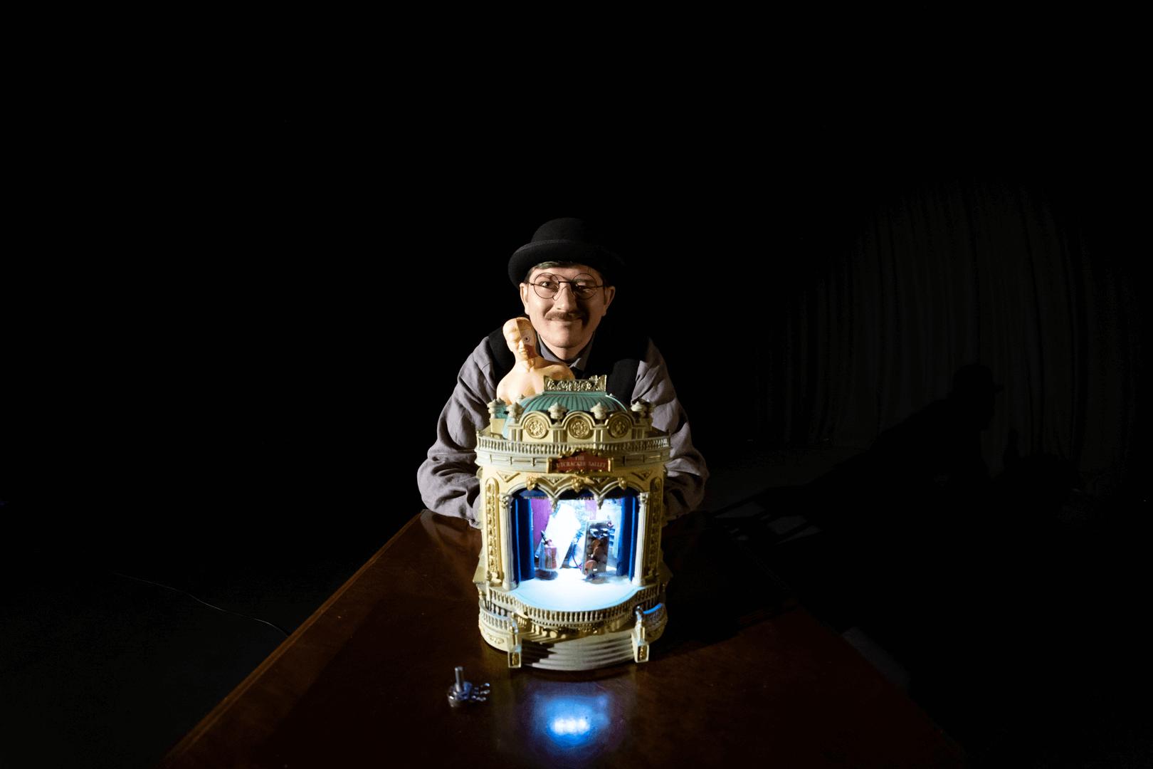Istorijos iš FLUXUS dėžutės-nuotr. Donatas Bielkauskas-011