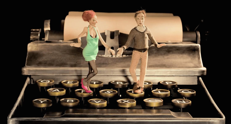 Lėlinės kino animacijos programa suaugusiesiems-Materia Magica-Žodžiai
