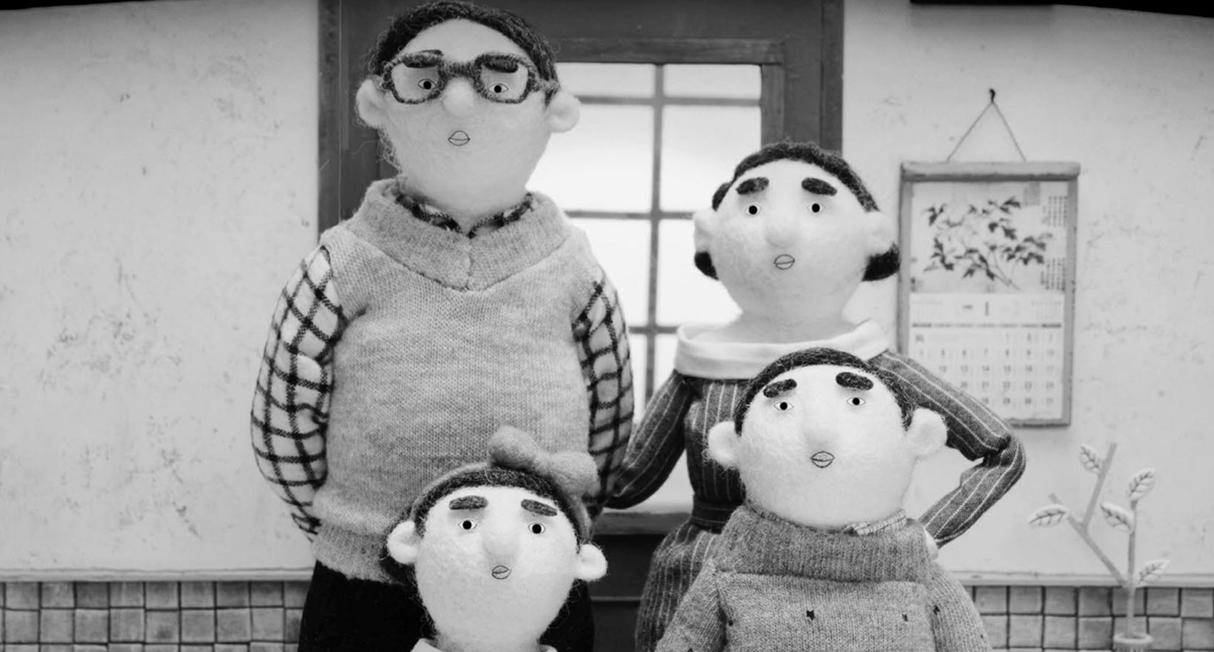 Lėlinės kino animacijos programa vaikams-Materia Magica-sesutė