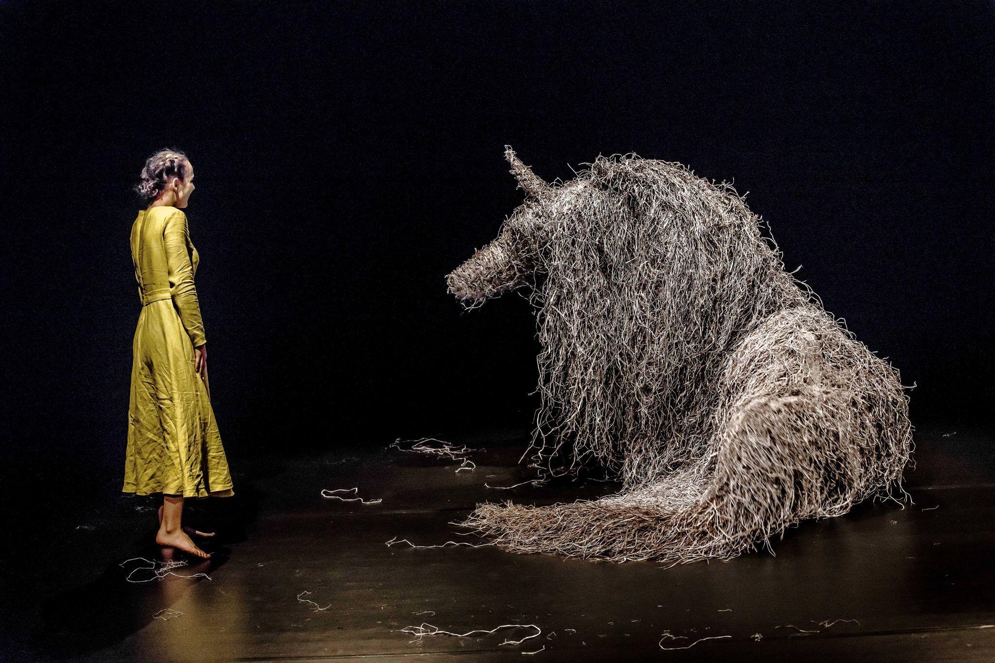 VIRGINIA WOLF-Materia Magica 2021-nuotr. iš Balstogės lėlių teatro archyvo m